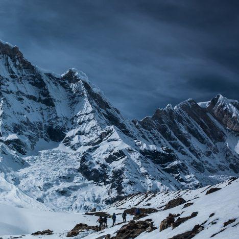 Une bouffée d'oxygène dans les Alpes