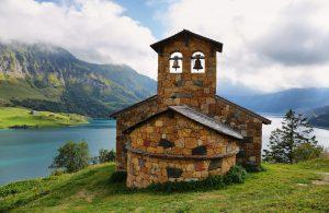 Chapelle de Roselend